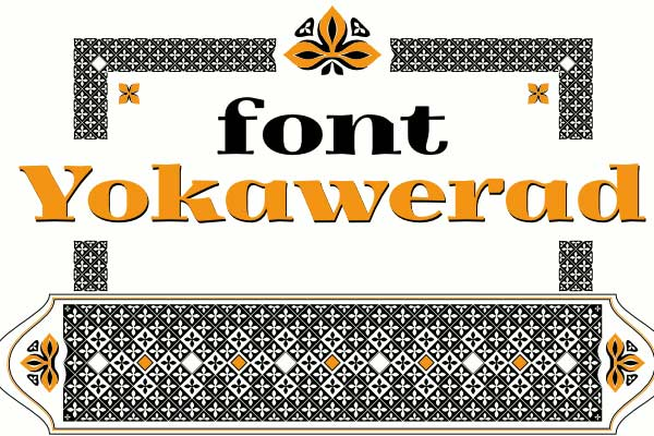 30 Best Free Font for Advertisement Display 8