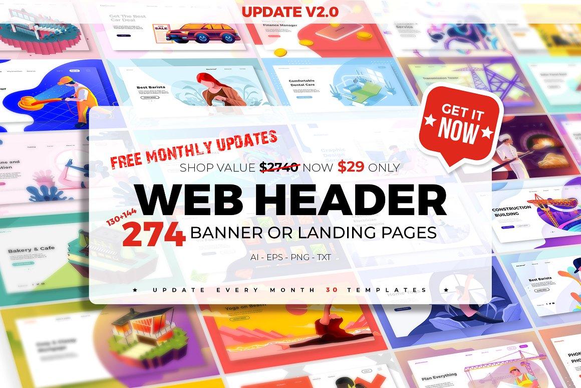 10 Premium Vector Graphics from CreativeMarket.com - Feb 2019 1