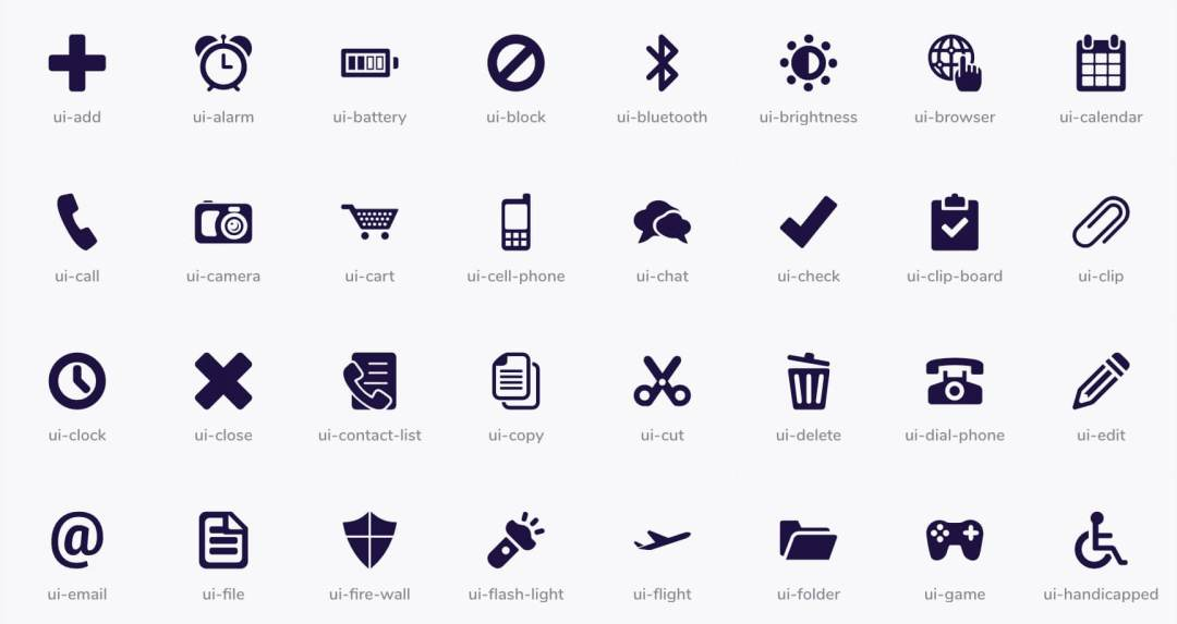 10 Awesome Websites for FREE SVG Icons to use on your Next Project 6