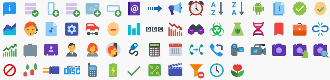 10 Awesome Websites for FREE SVG Icons to use on your Next Project 5