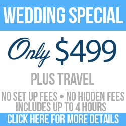 Wedding DJ Special - Low Cost only $500 no hidden fees - https://www.djdlowofficial.com