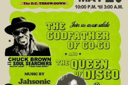 Axel F: for the Queen and the Godfather, Sat. 5/26/12
