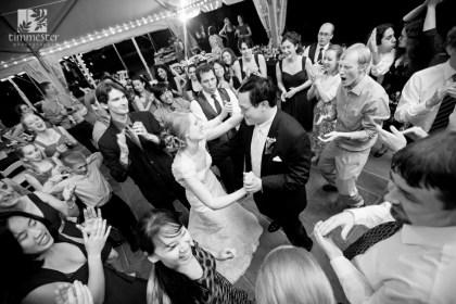 Erin & Alex's wedding at Strong Mansion