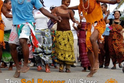 The Sol Power All-Stars Live at Bembe
