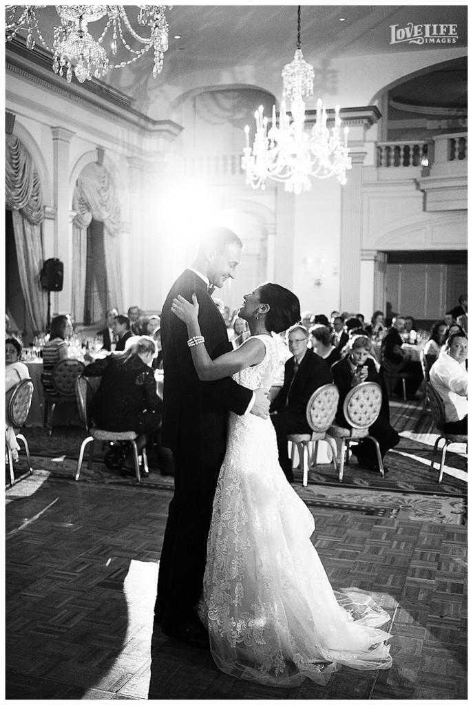 Nicki & Daniel at The Fairfax Embassy Row - Love Life Images