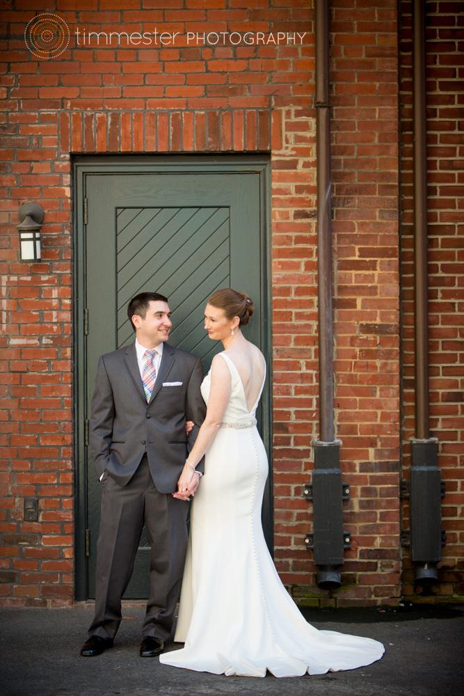 Natalie & Morgan's Autumn Wedding at Whittemore House
