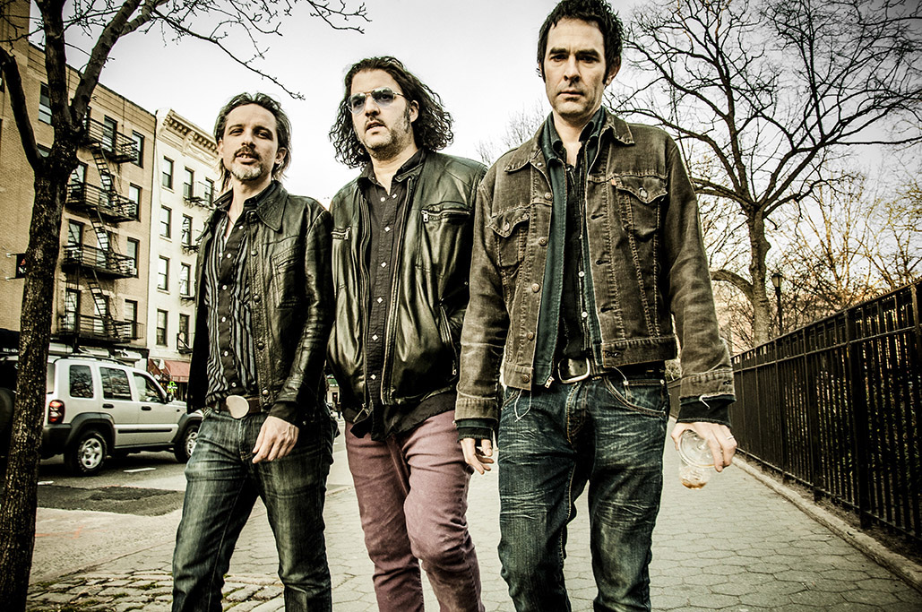 Song of the Day: The Jon Spencer Blues Explosion - Tales of the Old New York: The Rock Box