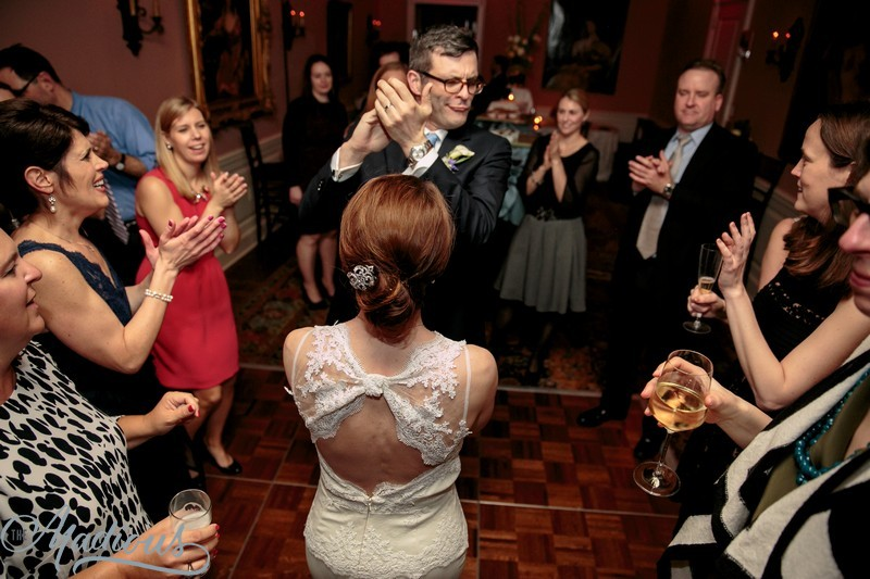 Navis & James' Wedding at Elizabeth's On L