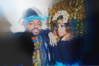 """Song of the Day: Electric Punanny feat. Donae'O - """"TigerEye"""""""