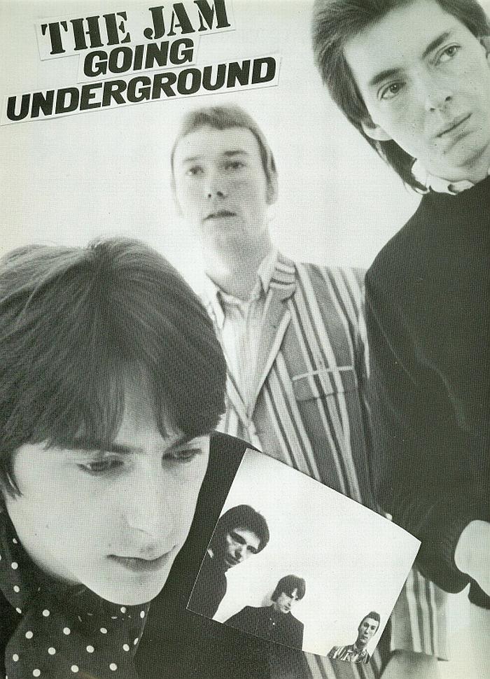 The Jam Going Underground The Reflex Revision