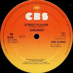 Chicago Street Player