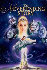 never ending story movie poster