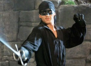 Dread Pirate Roberts from the Princess Bride