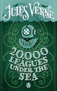 twenty thousand leagues book cover