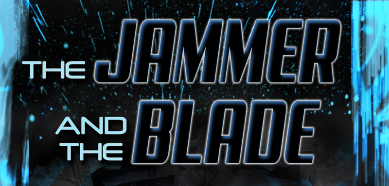 Jammer and the Blade Banner