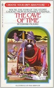 Cave of Time cover
