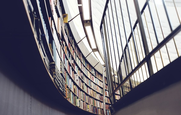 college books library
