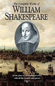 shakespeare complete works cover