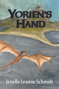Yorien's Hand Book Cover