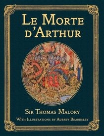 le morte d'arthur book cover