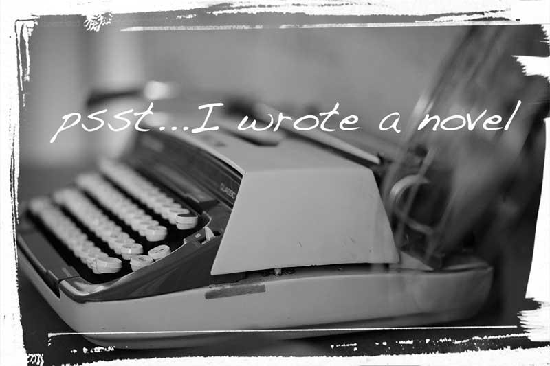 typewriter wrote a novel