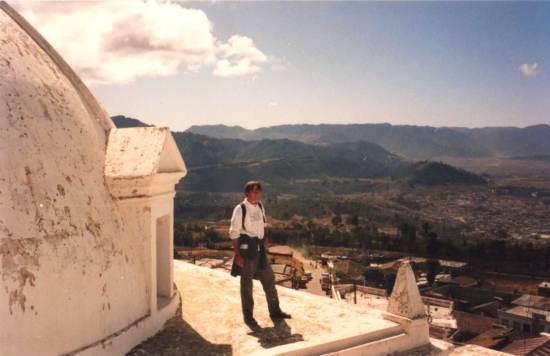 DJ Edwardson Guatemala 1993