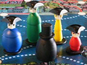 Incognito board game