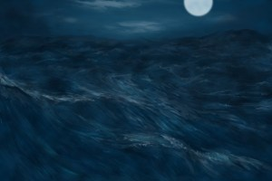 spirit of caledonia ocean painting