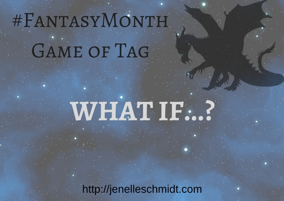 fantasy month tag