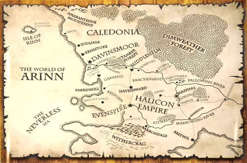 map, world of arinn, the last motley, author DJ, DJ Edwardson, books, fantasy novel, storytelling, book nerd, book love, am reading, treasure hunt, book tour, new book, book release,