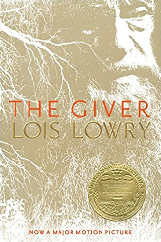 giver book cover