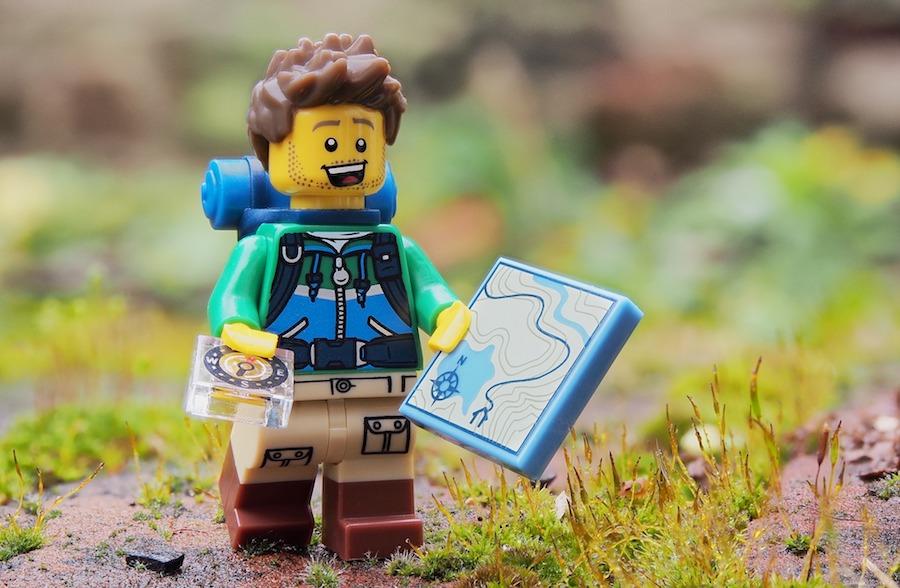 lego explorer writing adventures
