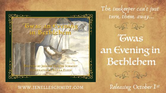 Evening in Bethlehem Cover Reveal