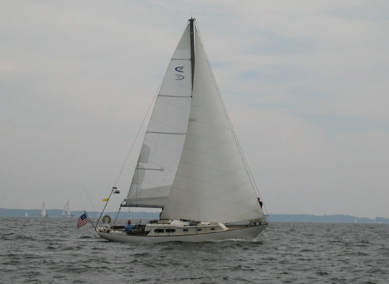 Chris Craft Sailboat Division Members