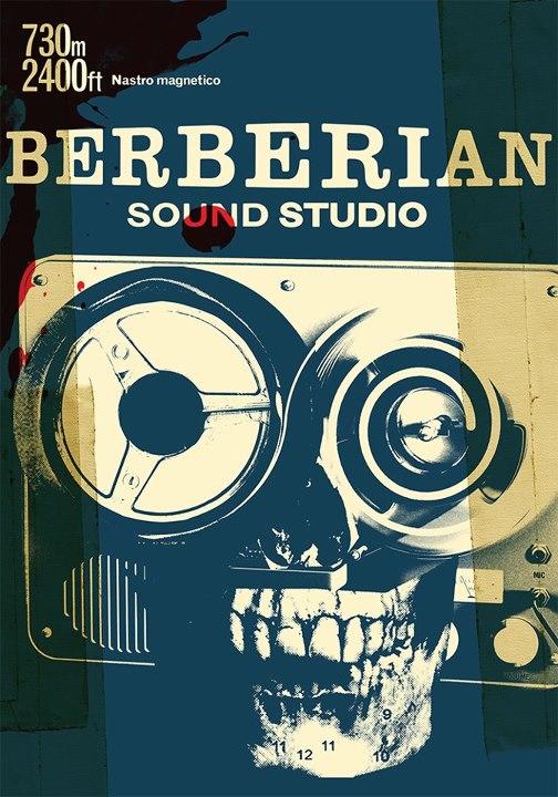 Berberian Sound Studio posters by Julian House  DJ Food