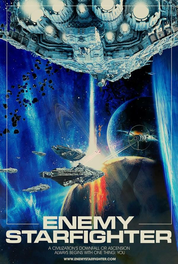 Jan Meadows Retro Sci-fi Film & Game Posters Dj Food