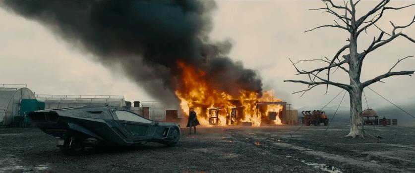 Atari Trailer 2049 Blade Runner