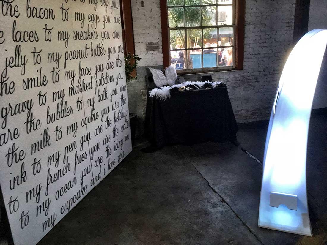 Orlando Photo Booth Rental | Orlando DJ Gary White