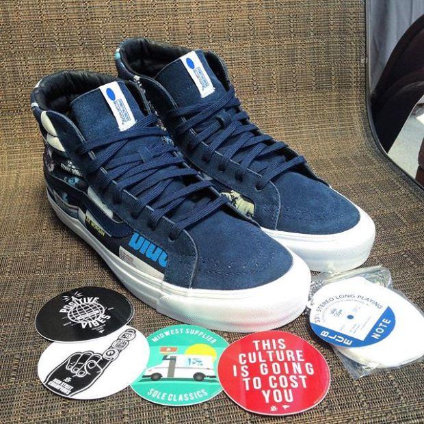 afa531f5d5 Vans Vault x DQM x Blue Note Records