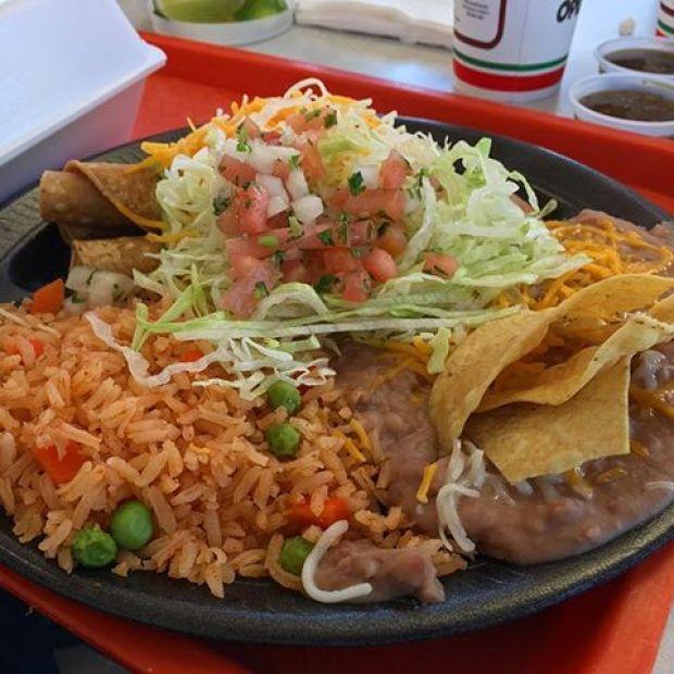 Castañeda's aka Santana's!