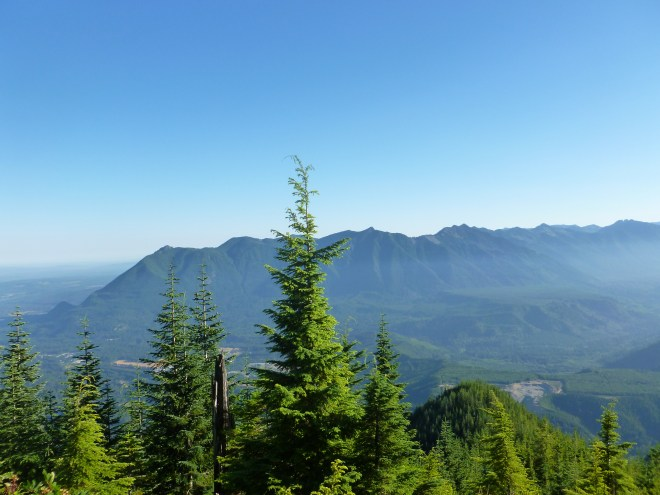 Mount Si from North