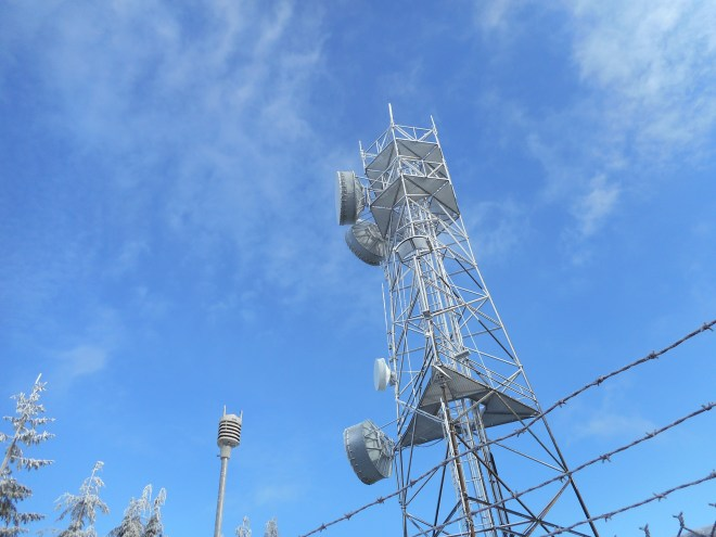 Tower on Summit