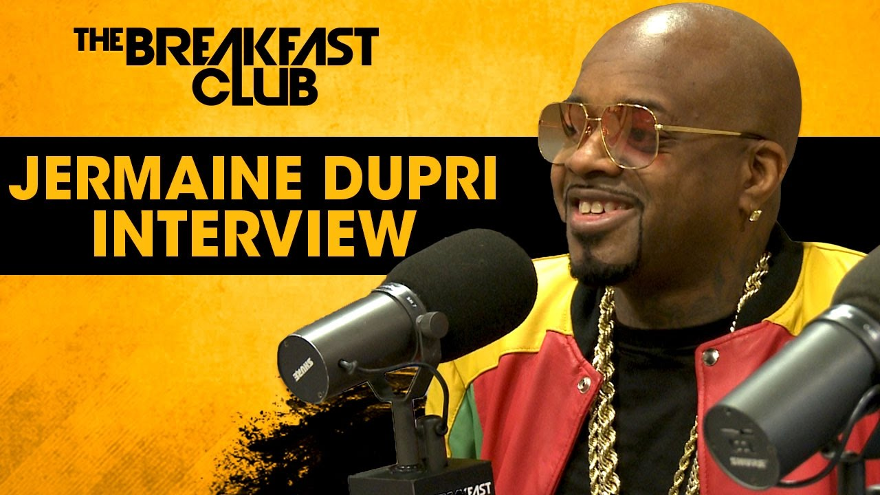 Jermaine Dupri On Discovering New Talent, Battle Rapping With Timbaland & More