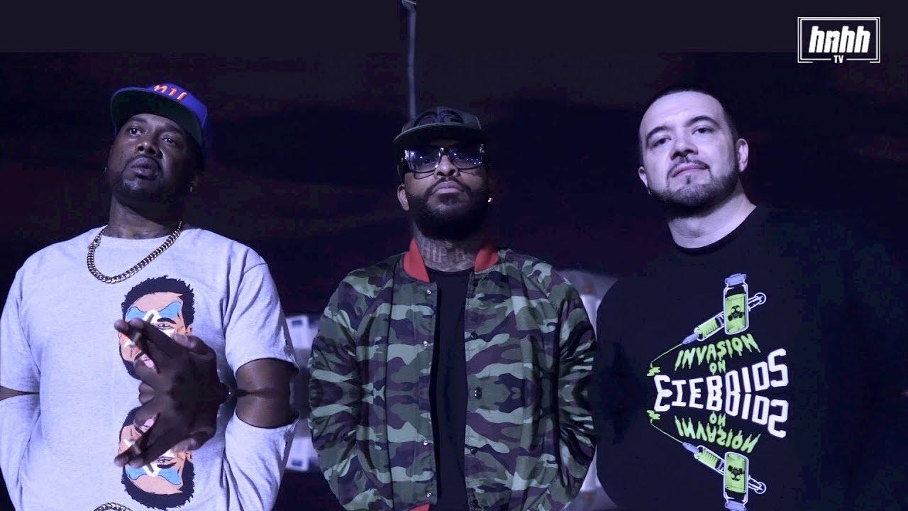 DJ Green Lantern – iLL (feat. Royce Da 5'9″ & Conway)[Music Video]