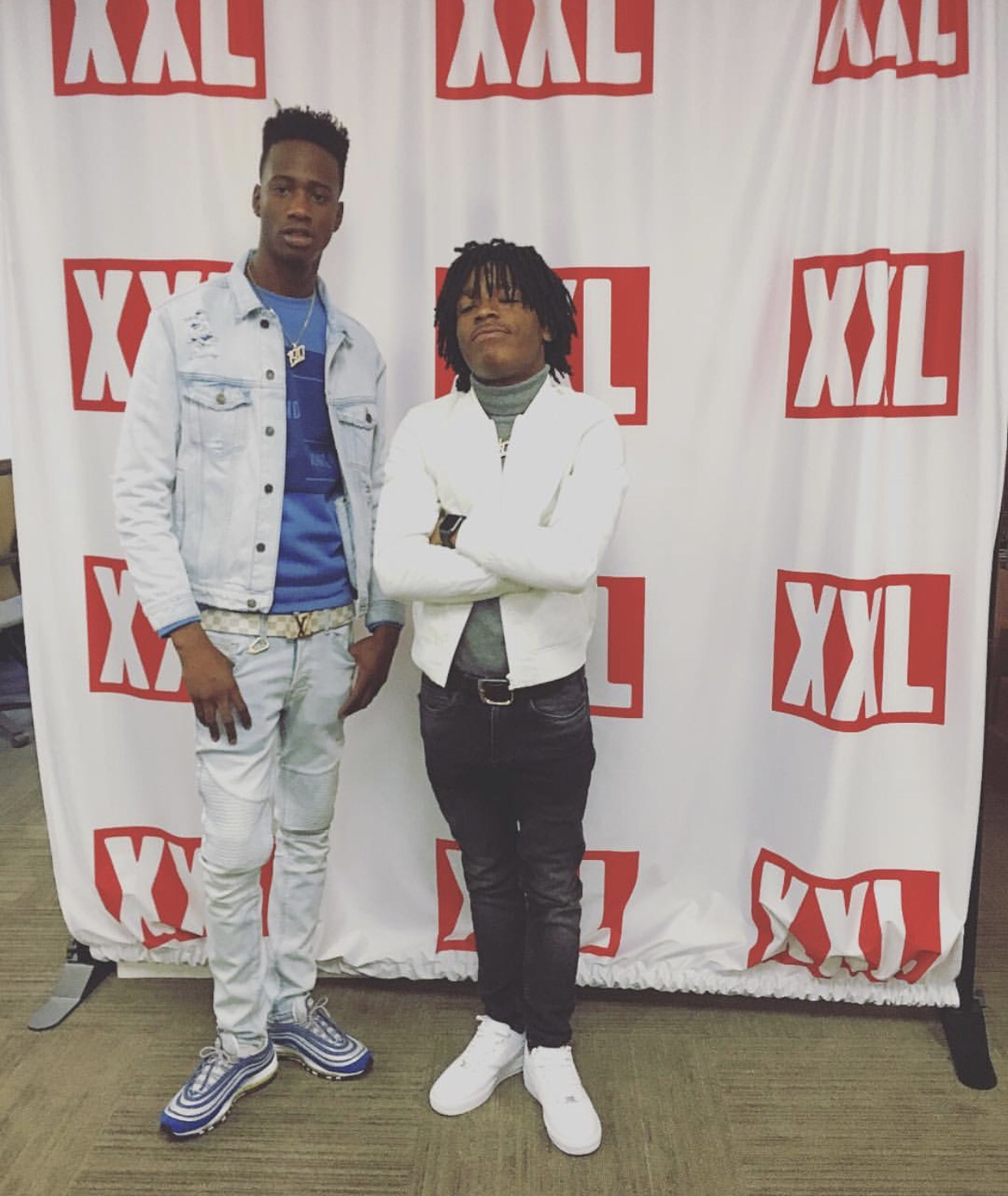 1017 Eskimo's Yung Mal & Lil Quill Confirm If They Made XXL's 2018 Freshman List