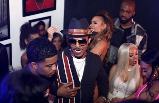 Jeezy, Justin Combs, T.I., Winnie Harlow And More Attend Trap Music Museum x Magic City Pop-Up