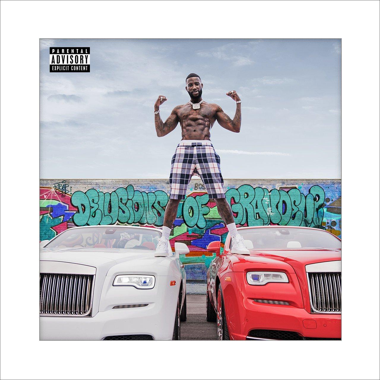 Gucci Mane – Delusions of Grandeur [Album]