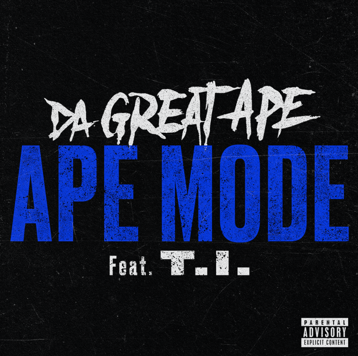 "Da Great Ape Releases ""Ape Mode,"" Feat. T.I. Visual & Track"