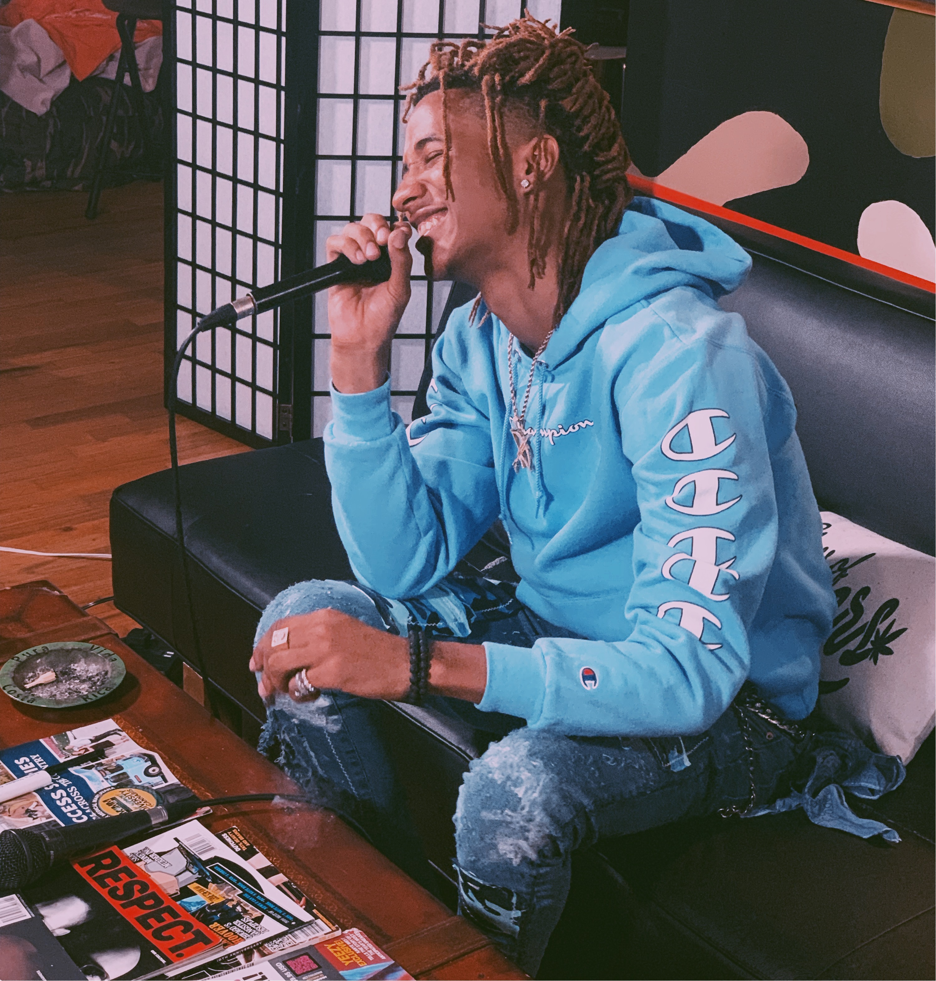 #BEFORETHEFAME | ROBNHOOD TRA Talks About The Meaning Behind His Name, Growing Up with 17 siblings, His New Video 'No Cap' & MORE