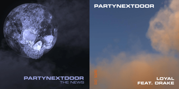 """PARTYNEXTDOOR Returns With 2 New Tracks,  """"The News"""" & """"loyal"""" FT. Drake"""
